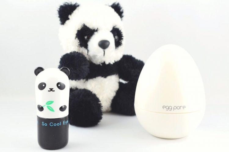 Tonymoly panda + oeuf