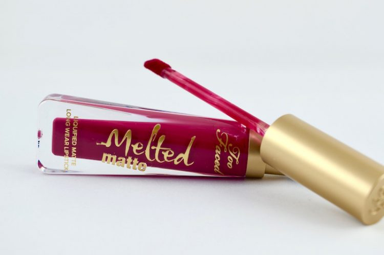 Rouge à lèvres mat Too Faced