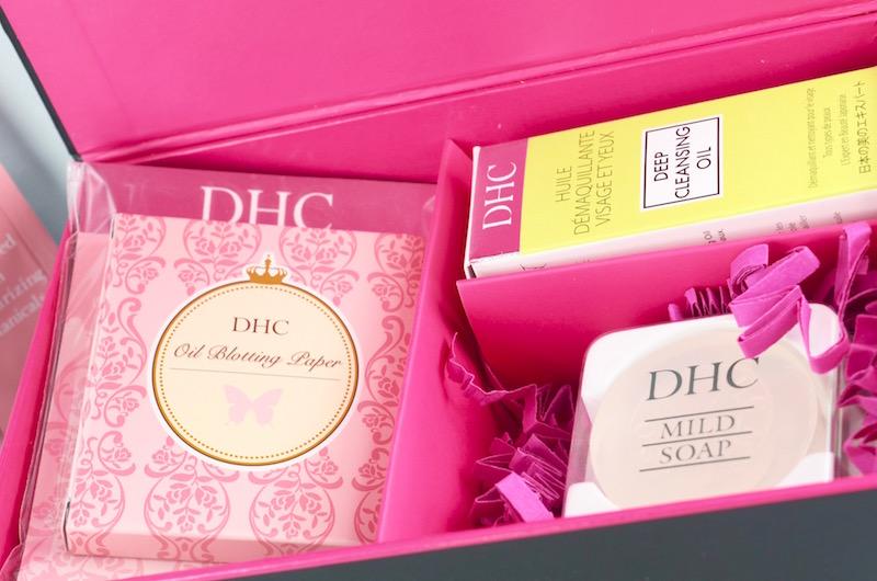 Produits Beauty Bento DHC