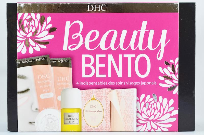 Mini-box beauté Beauty Bento