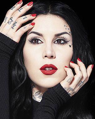 Kat Von D maquillage
