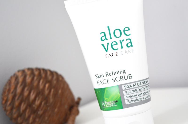 Face Scrub LR Aloe Vera
