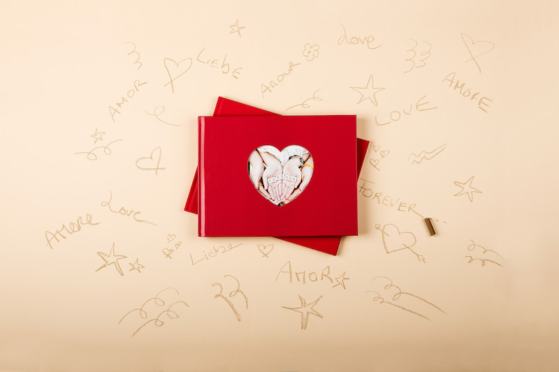 Livre photo St Valentin Photobox