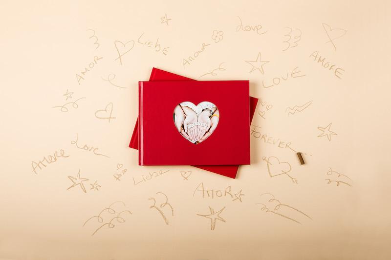 Livre photo St Valentin Photobox