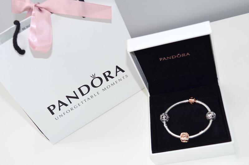 Enfin mon bracelet Pandora !