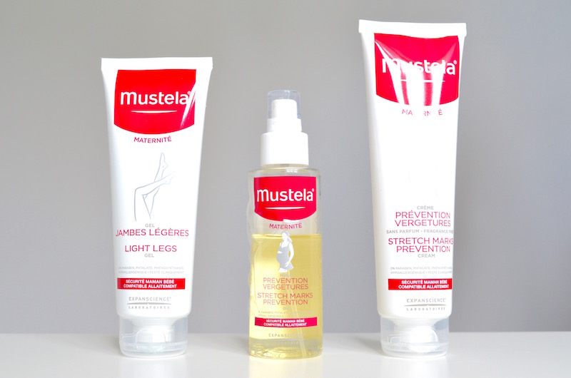 Mustela : soins futures mamans