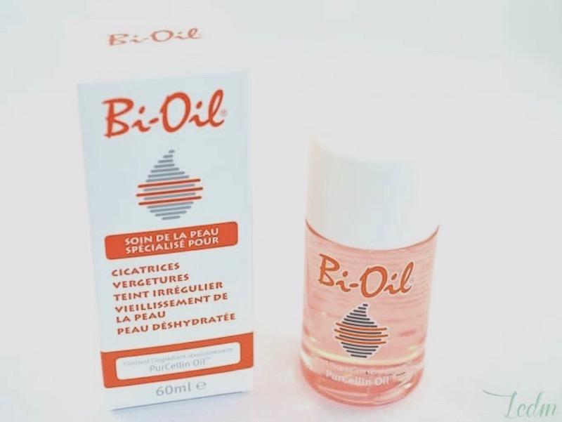 Bi-Oil, l'huile qui prévient les vergetures