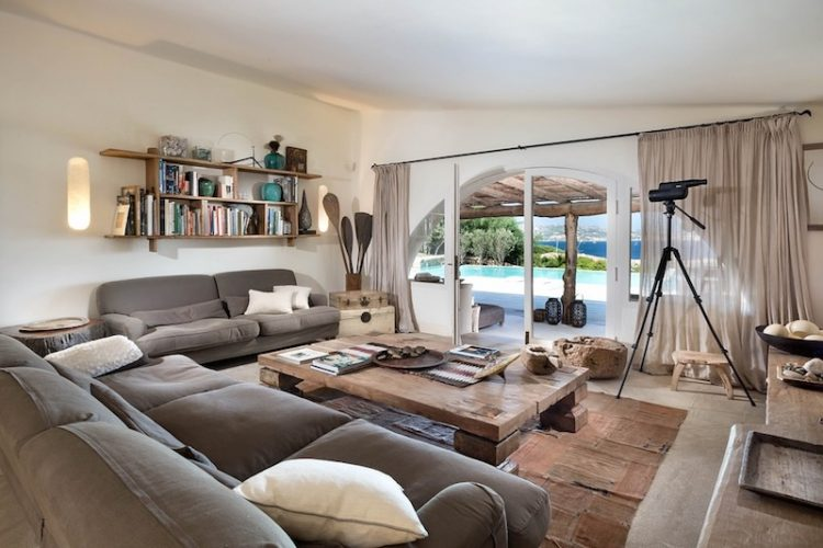 Exemple décoration living room