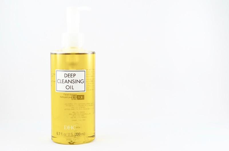 Une huile pour se démaquiller, Deep Cleansing Oil
