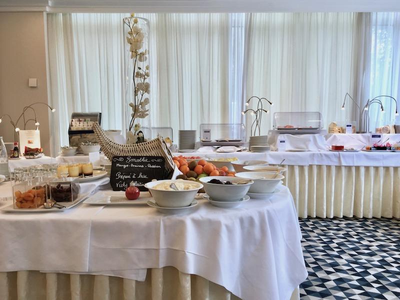 Buffet Vichy Célestins Hotel