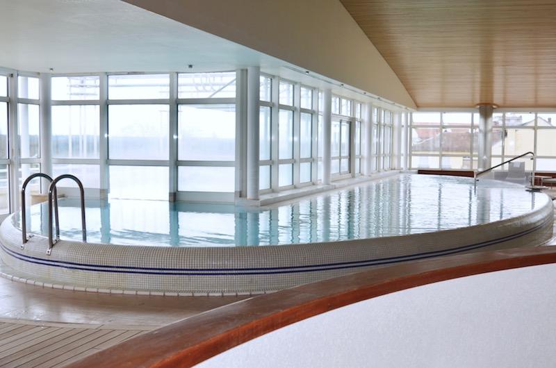 Vichy Célestins Hotel piscine