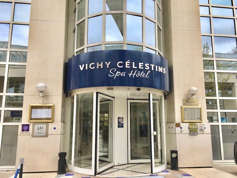 Spa Hôtel Vichy Célestins