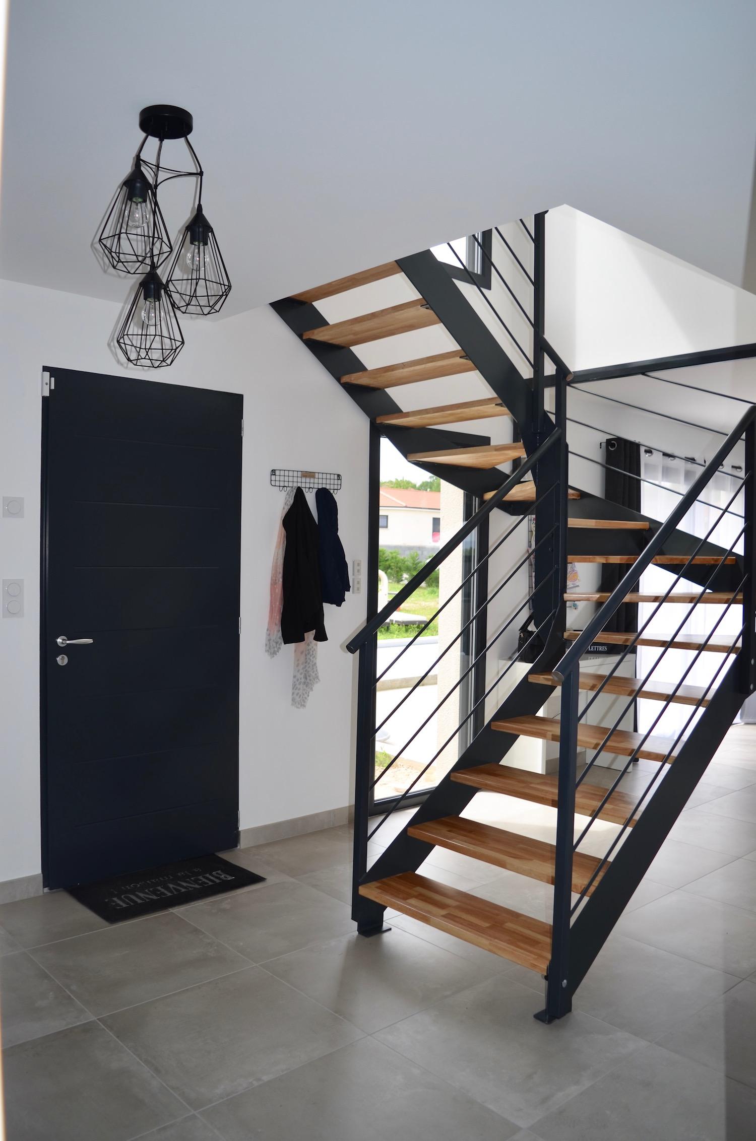 Escalier graphique