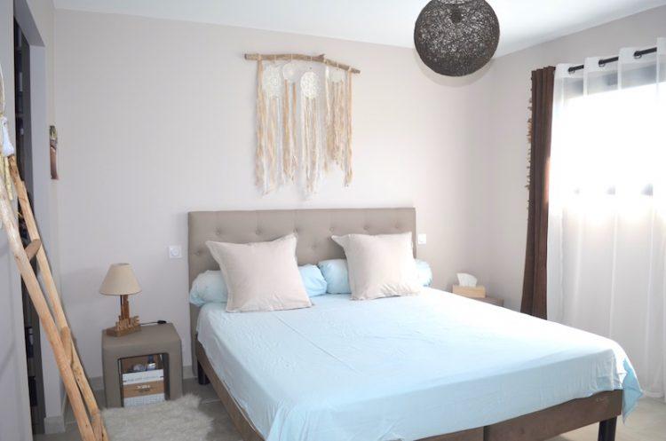 Deco chambre bois