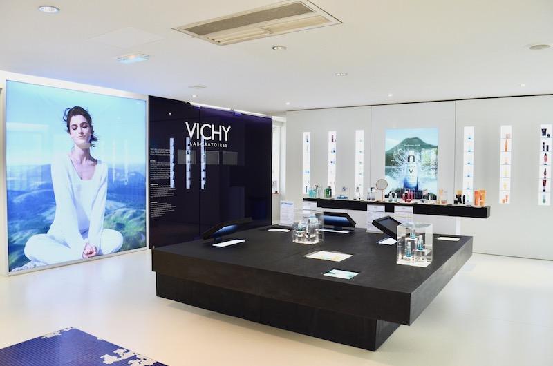 Retour sur ma visite de l'Institut des Laboratoires Vichy