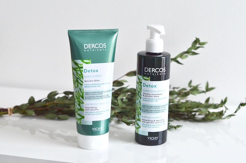 Dercos shampoing detox