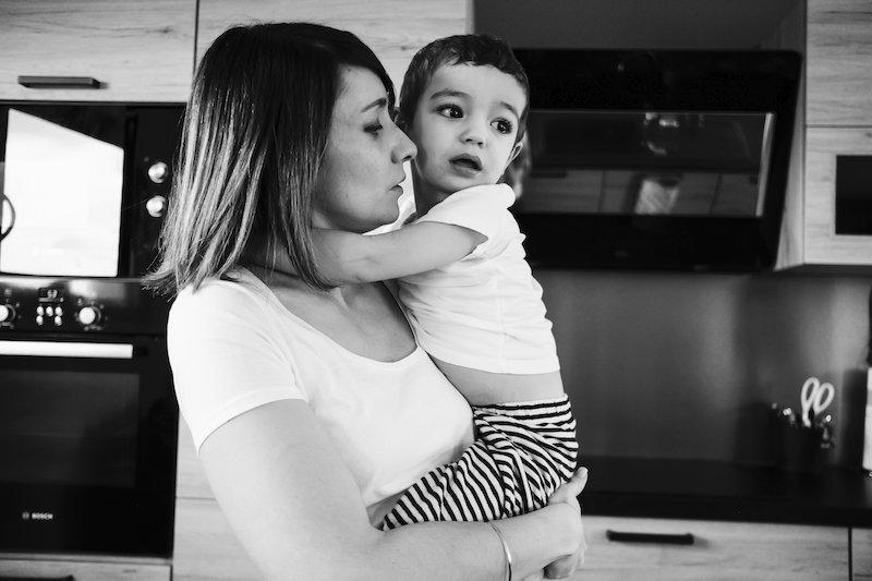 Epuisement maternel et charge mentale